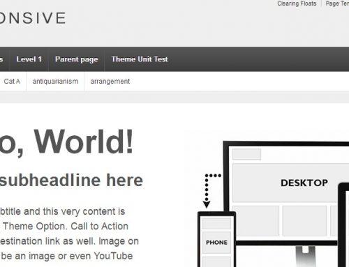 Besplatne adaptivne (responsive) teme za WordPress blogove i stranice