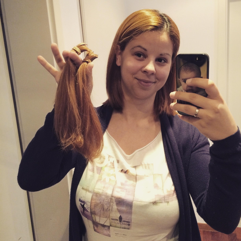 Imaš dugu kosu? Doniraj 15 cm za Kilometar kose!